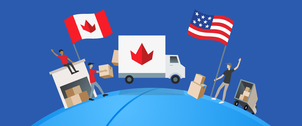 Shipping With Usps From Canada