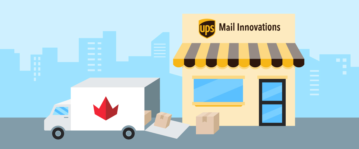 UPS Mail Innovations Update