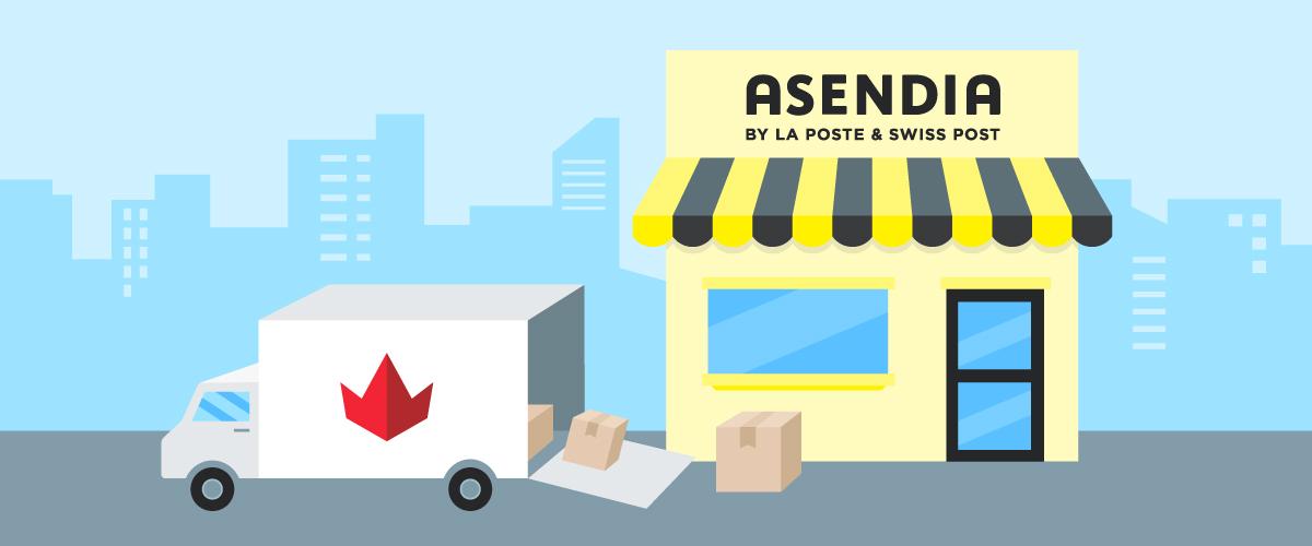 Asendia Priority Airmail Service Update
