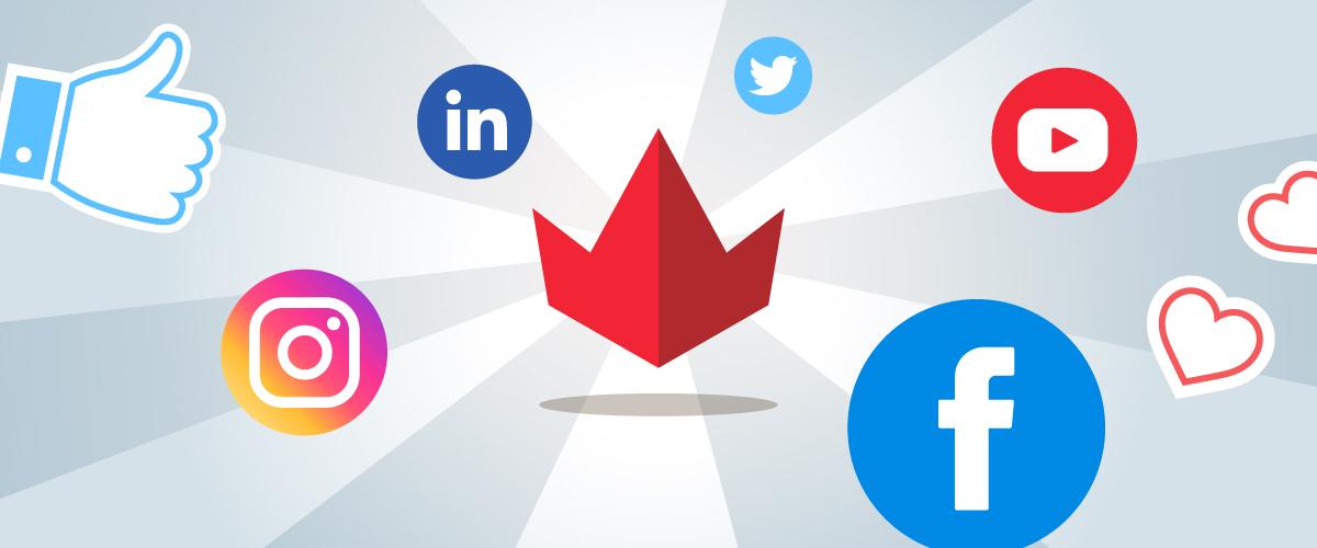 Find Us On Social Networks