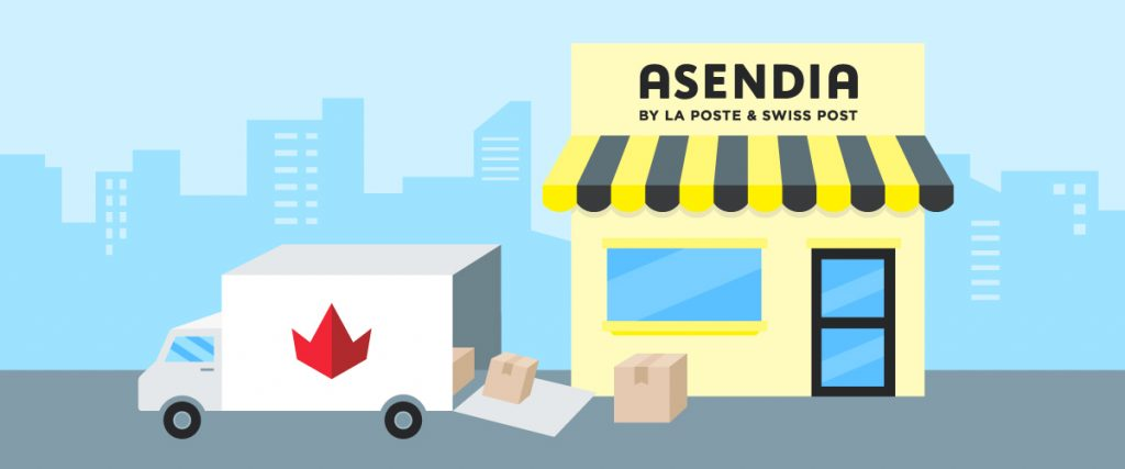 Asendia International Priority Tracked Service Launching: Alberta and Quebec Regions