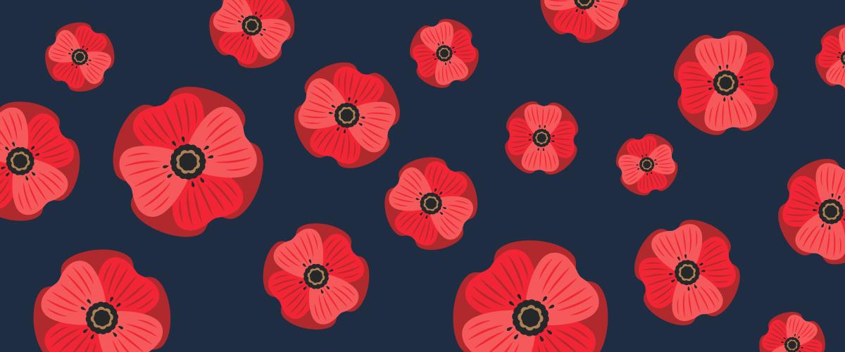 Le Jour du Souvenir et le Journée des anciens combattants 2019