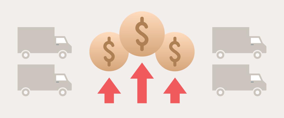 Nouveaux tarifs pour les transporteurs à partir du 26 janvier